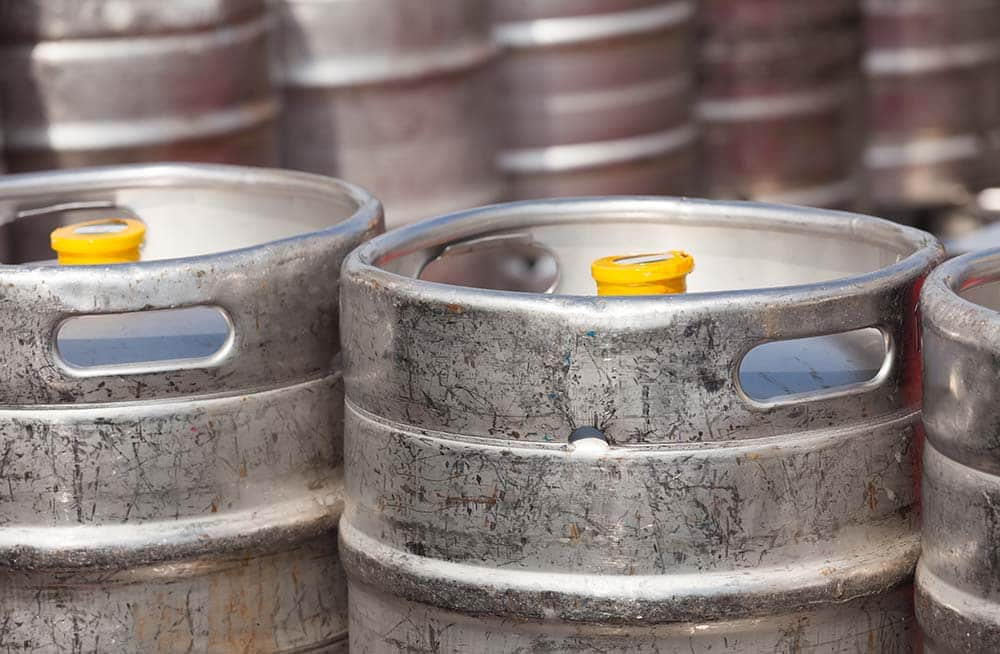 How many pints in a keg? let's Find Out!