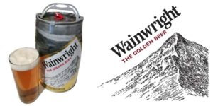 Wainwrights beer keg review