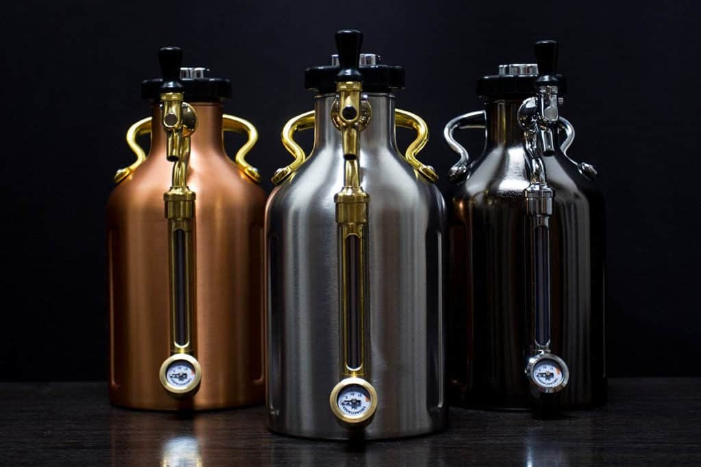 Growlerwerks uKeg Pressurized Growler Review 1