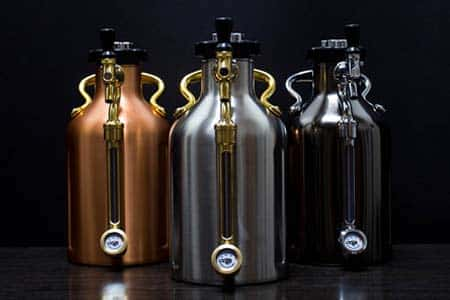 Growlerwerks uKeg Pressurized Growler Review