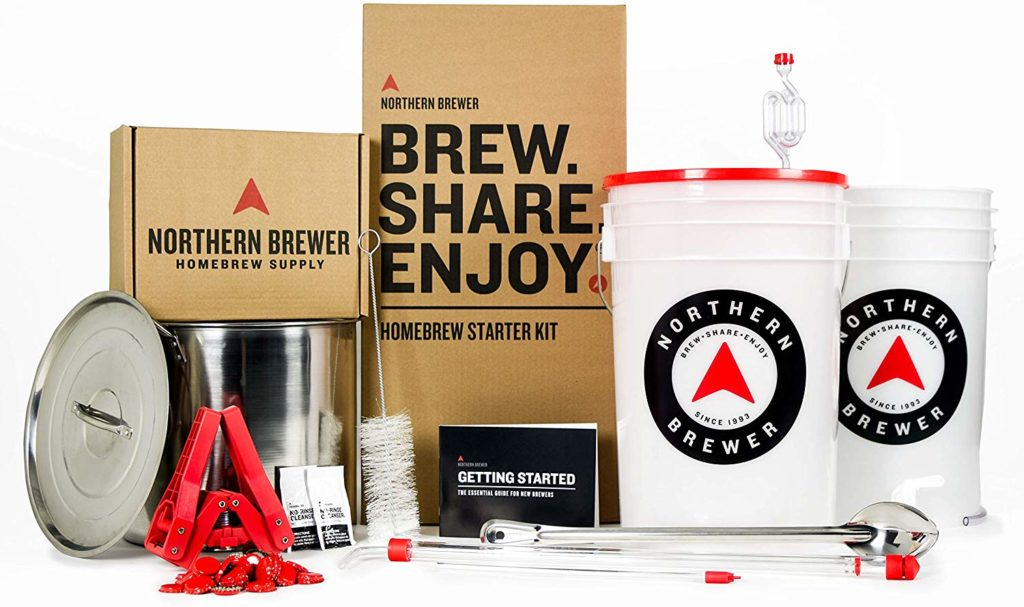 Northern Brewer Home Brew Starter Kit