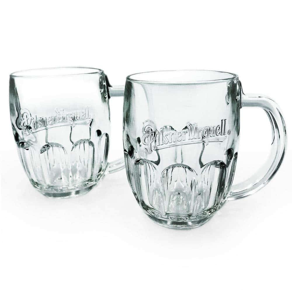 Pilsner Urquell Glasses