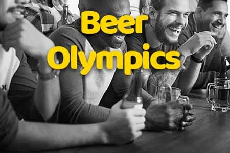 Beer Olympics Event Ideas & Guide